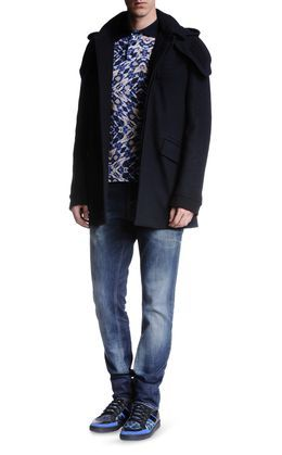 Topwear Just Cavalli Men on Just Cavalli Online Store
