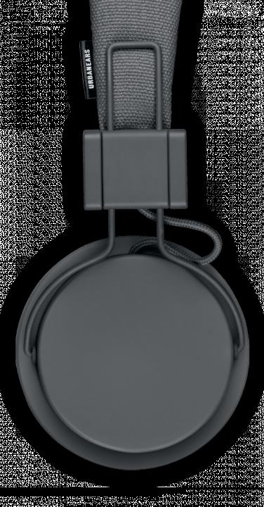 Plattan Dark Grey urban ears headphones