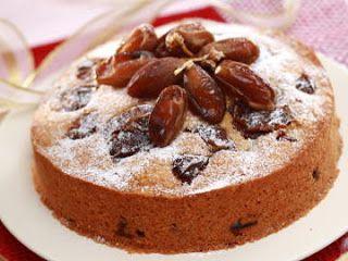 Resep Kue Bolu Kurma Empuk Lembut Resep Kue Resep Dan Makanan