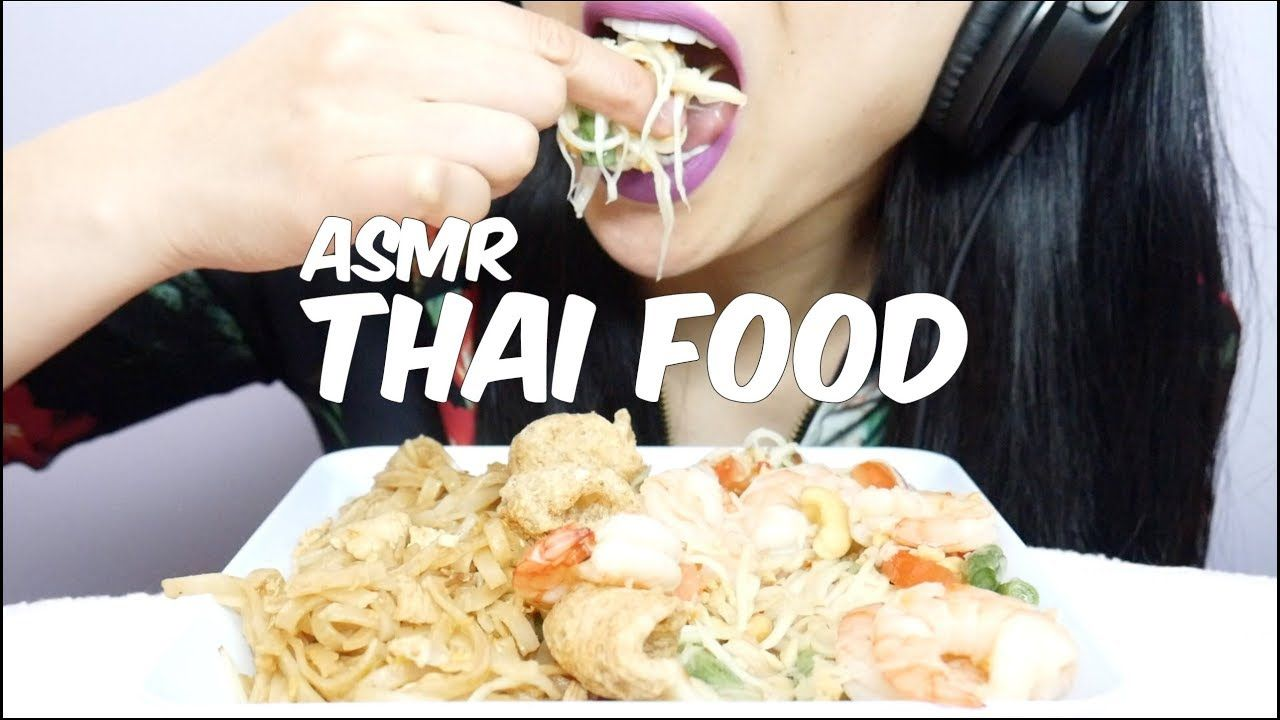 Asmr Thai Food Eating Sounds Sas Asmr Food Thai Recipes Eat I'm an influencer i'm a brand. asmr thai food eating sounds sas