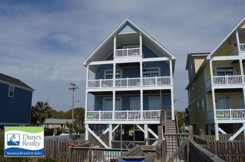 Dunes Realty Property Little Women Myrtle Beach Vacation Rentals Beach House Surfside Beach