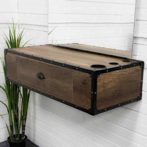 Craftsman Salon Cart