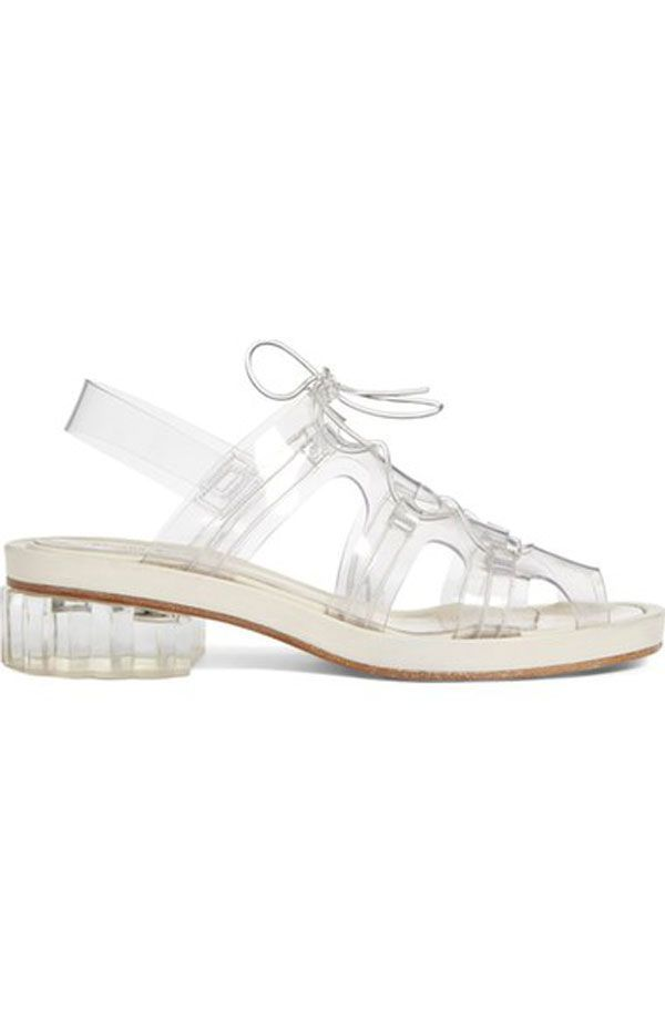 Everybody loves a #TBT jelly. This Simone Rocha pair may be a splurge, but at least it's an on-sale one.Simone Rocha Jelly Sandal, $1,200 $299.97, available at Nordstrom....