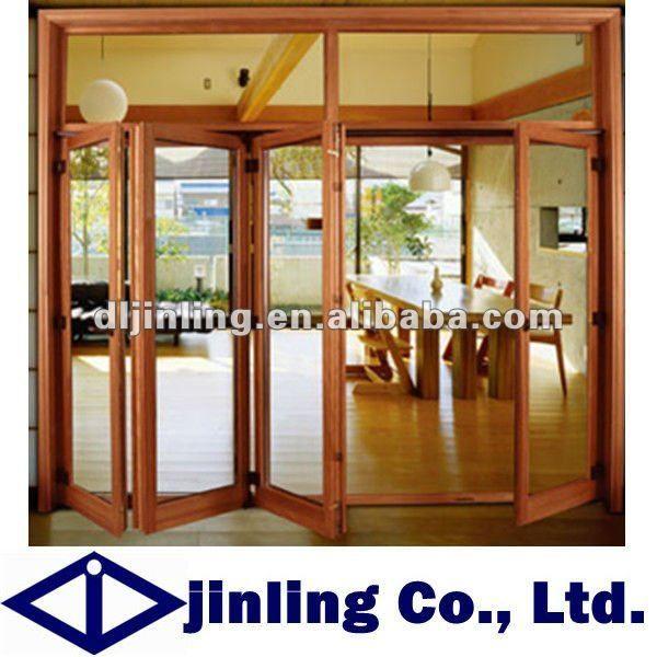 Folding Glass Doors Puertas Decoracion De Unas