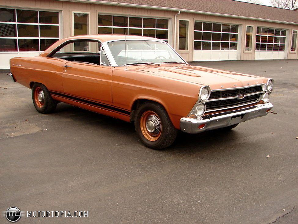 GMP 1:18 1967 Ford Fairlane GTA- Ltd Ed of 1000 - Diecast Zone