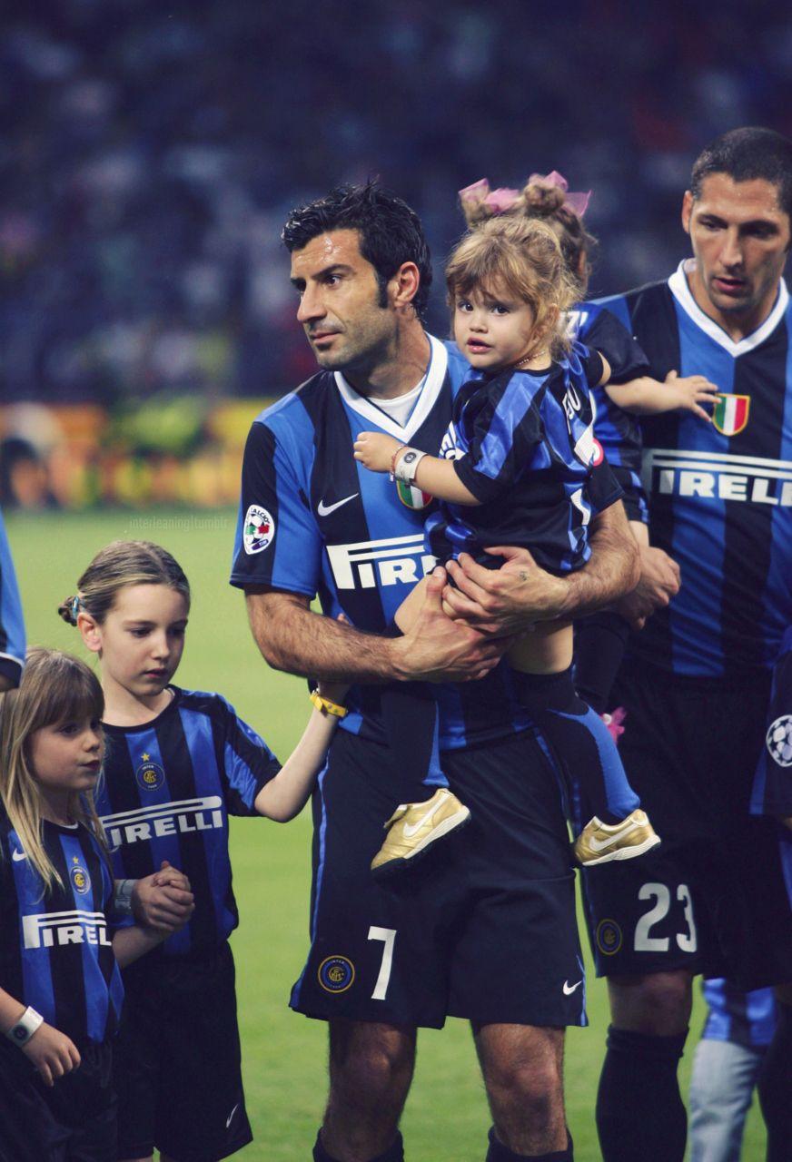 hot sale online 00d91 304c7 Luis Figo - Inter Milan   Internazionale   Good soccer ...