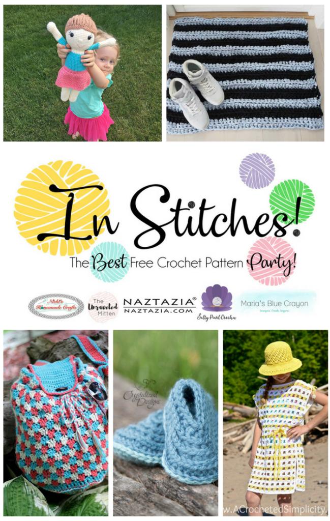 In Stitches 14 Crochet Pinterest Crochet Baby Free Crochet