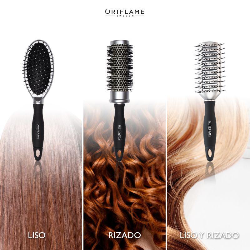 Cepillos para cabello lacio
