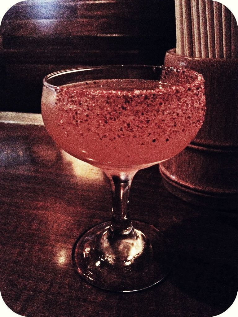 Cocktail Crush Viva La Vida Bit By A Fox Cocktails Booze Momofuku