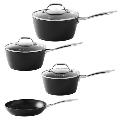 Forged 4 Piece Set Viners Cookware Sets Cookware Set Stainless