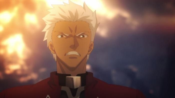 Fate Stay Night Unlimited Blade Works - Angry Archer