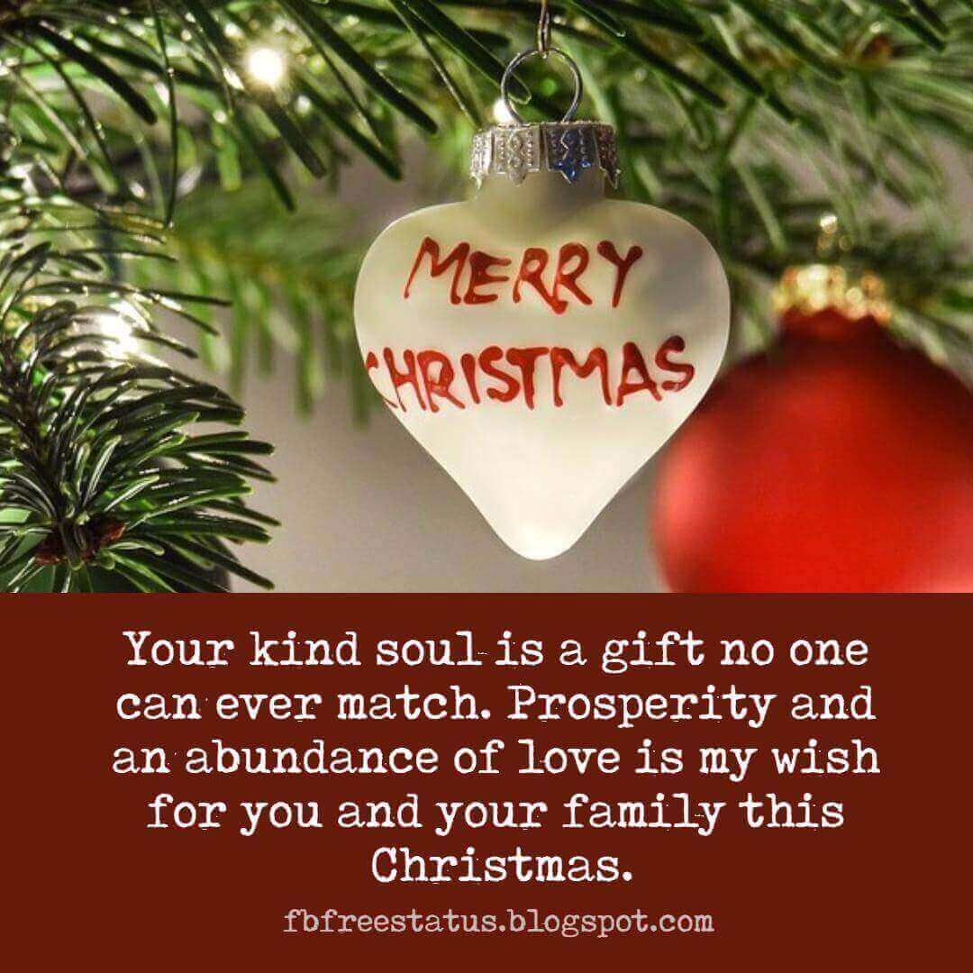 Share the Best Christmas Wishes Messages Greeting and