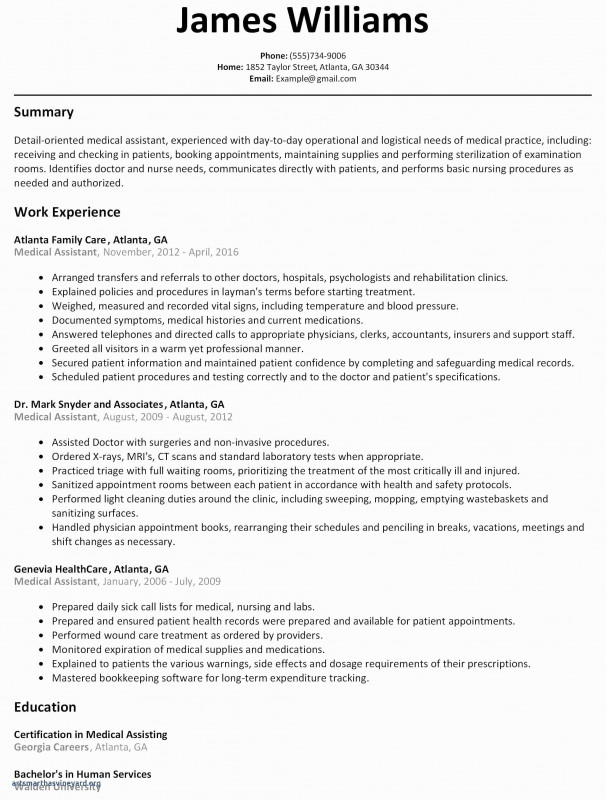 Certificate Of Inspection Template Unique Bootstrap Basic Template New Simple Html5 Portfo Student Resume Template Job Resume Examples Medical Assistant Resume