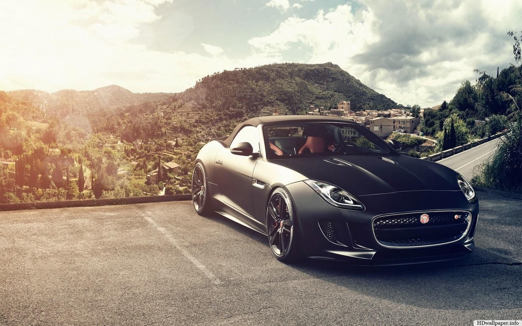 jaguar f type coupe iphone wallpaper | wallpapers for desktop