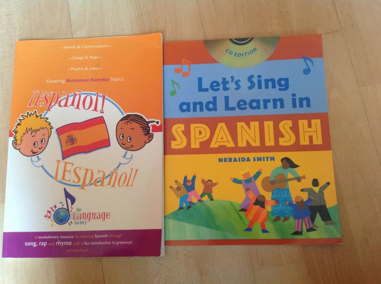 Activities for KS1 (the little ones) Learning spanish