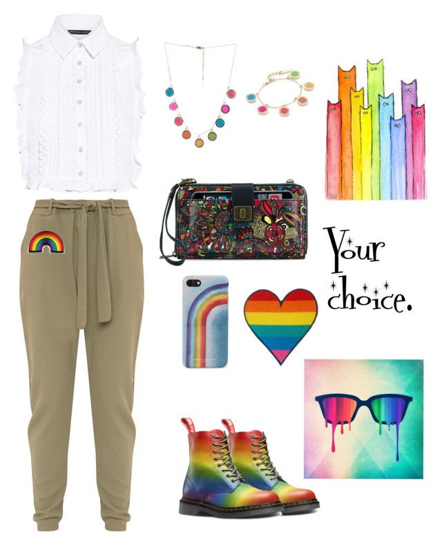 """Pride"" by mareike-plu on Polyvore featuring Mode, Marc Jacobs, Marissa Webb und Sakroots"