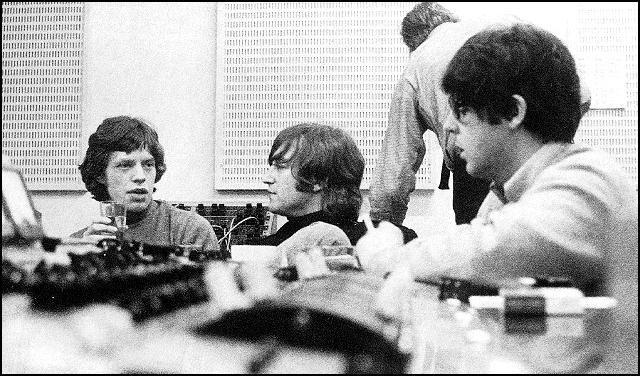 2 Beatles & a Stone