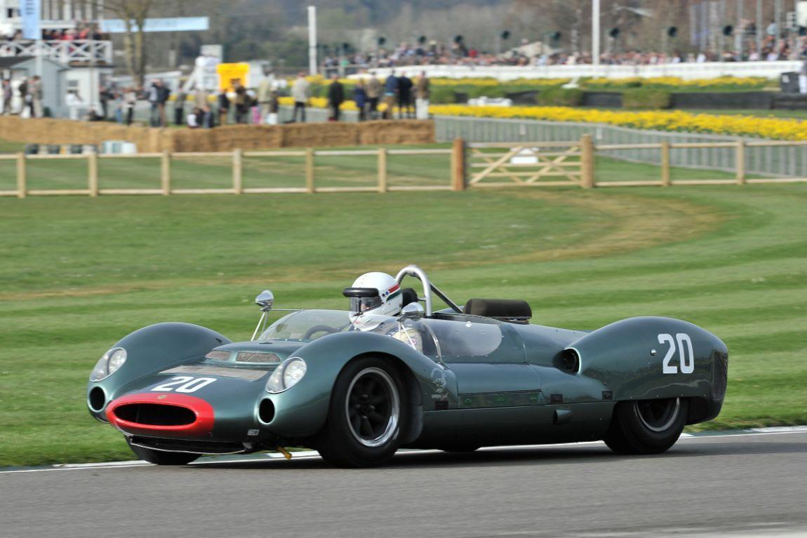 1963 Cooper-Maserati T61P Monaco