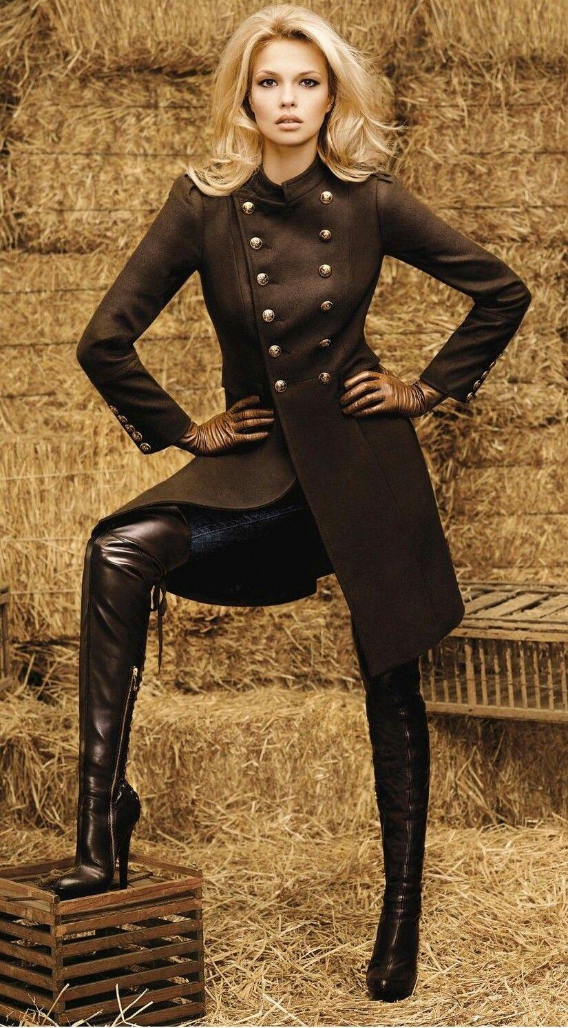 pinchris ranninger on women in boots | pinterest | high boots