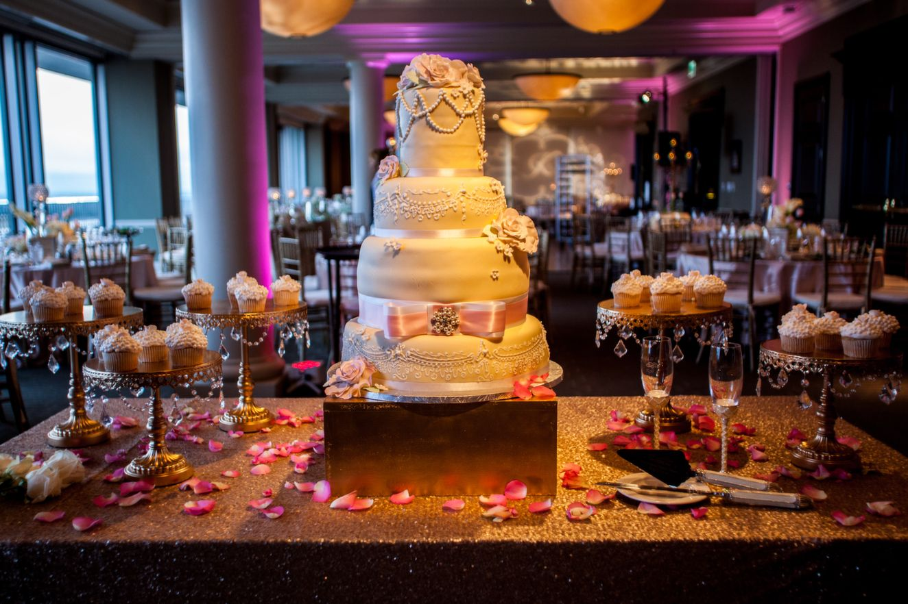 Cake Decorations Montgomery Al : Gorgeous Wedding Cake. The bride loved it! Location ...