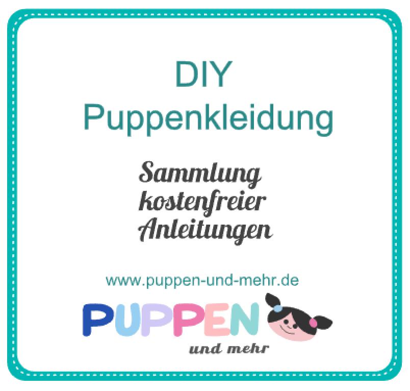 DIY Puppenkleidung - Kostenfreie Nähanleitungen #barbiefurniture