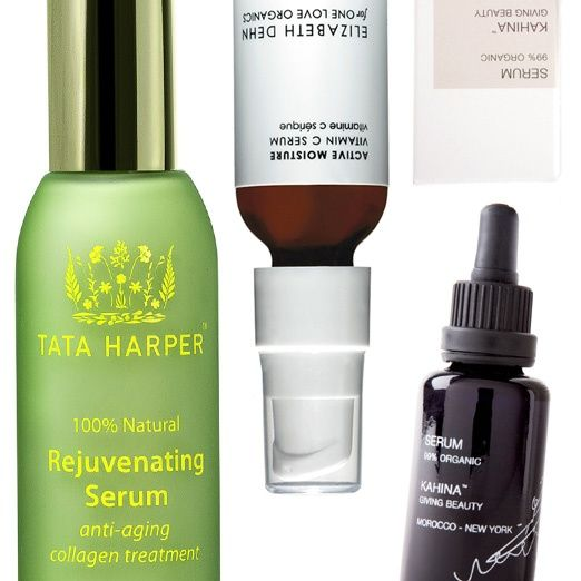 best natural serum for aging skin