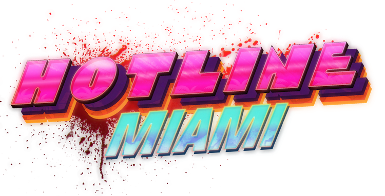 Hotline Miami Trailer Hotline Miami Video Game Logos Game Logo