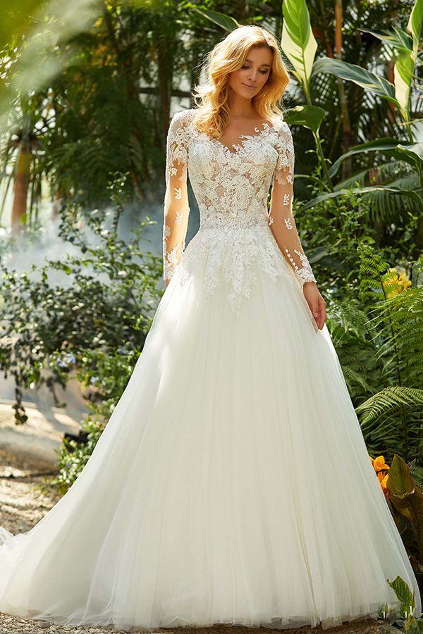 Wedding Dresses (mit Bildern)   Kleider hochzeit ...