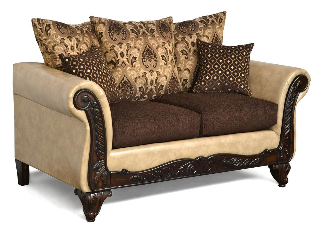 Best Affordable Quality Mouros Loveseat By Astoria Grand Love 400 x 300