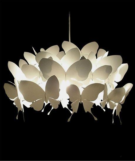 Butterfly Lamp by Alex Earl)