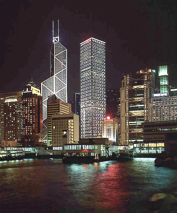 Amazing Hong Kong: Cheung Kong Center – Hong Kong