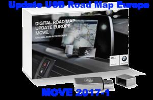 bmw navigation update usb road map europe move 2017 1. Black Bedroom Furniture Sets. Home Design Ideas