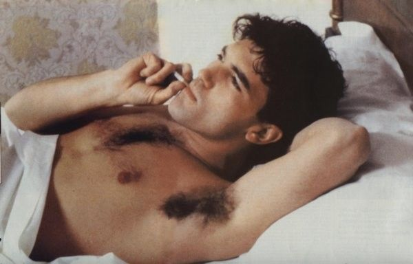 hairy antonio banderas