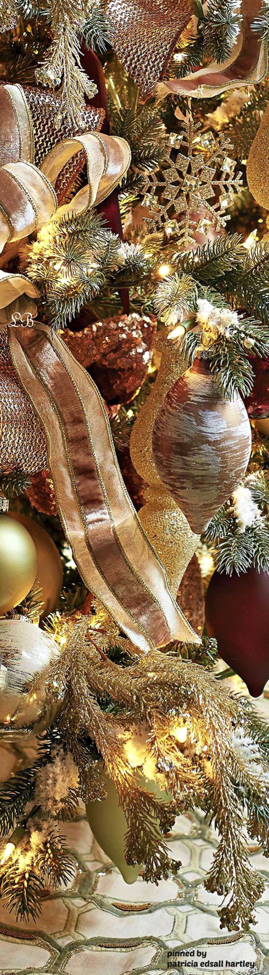 Christmas gold christmas in all colors pinterest
