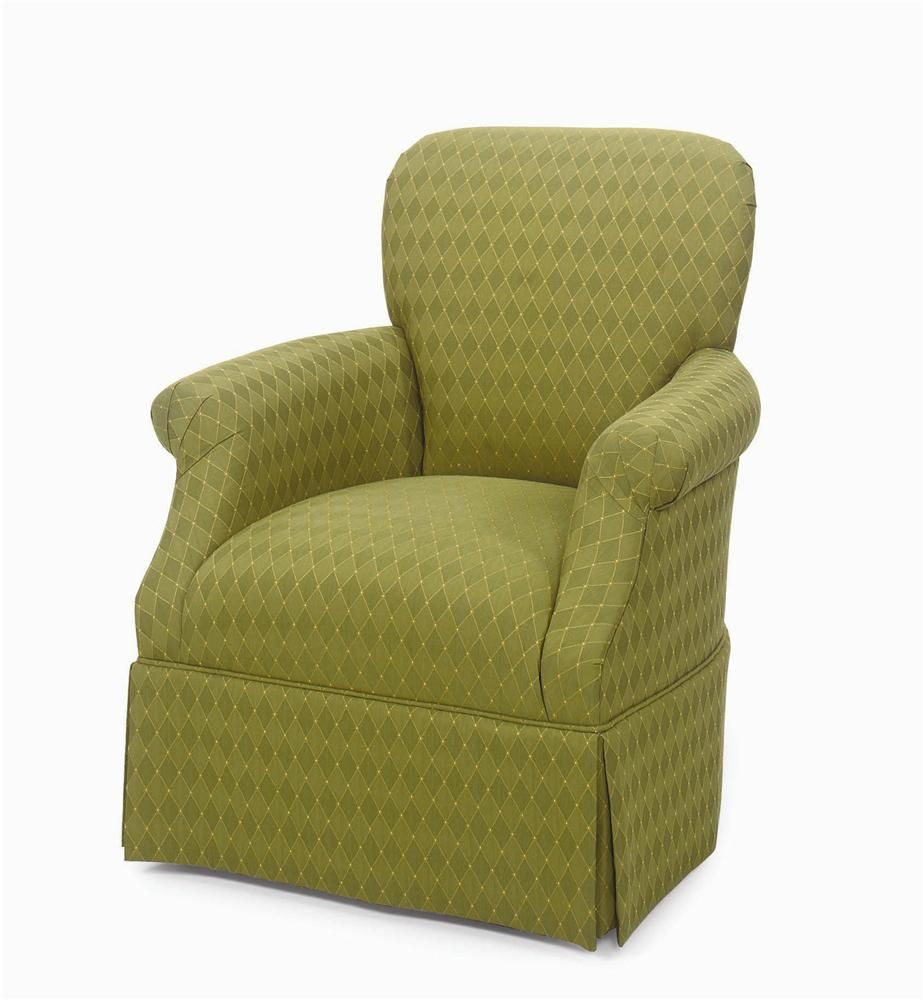 accent chairs upholstered chair with skirtcozi life