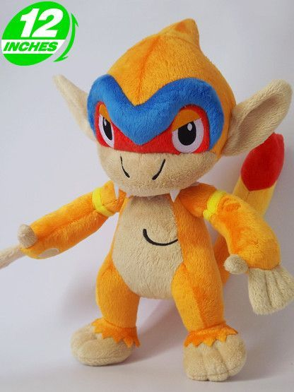 Pokemon Monferno Plush Doll PNPL7544