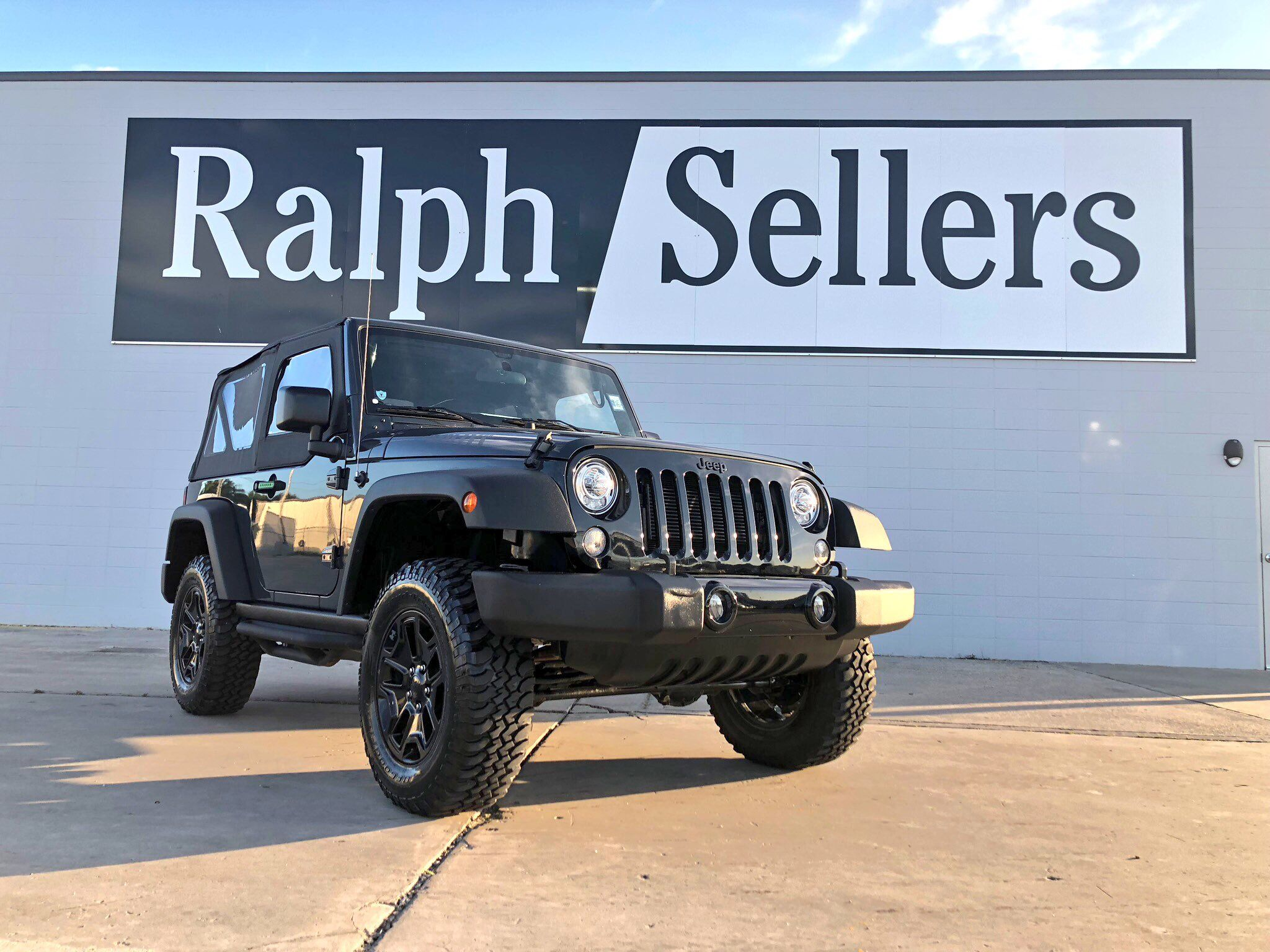 Shop From A Huge Selection Of Pre Owned Jeep Wrangler Inventory At