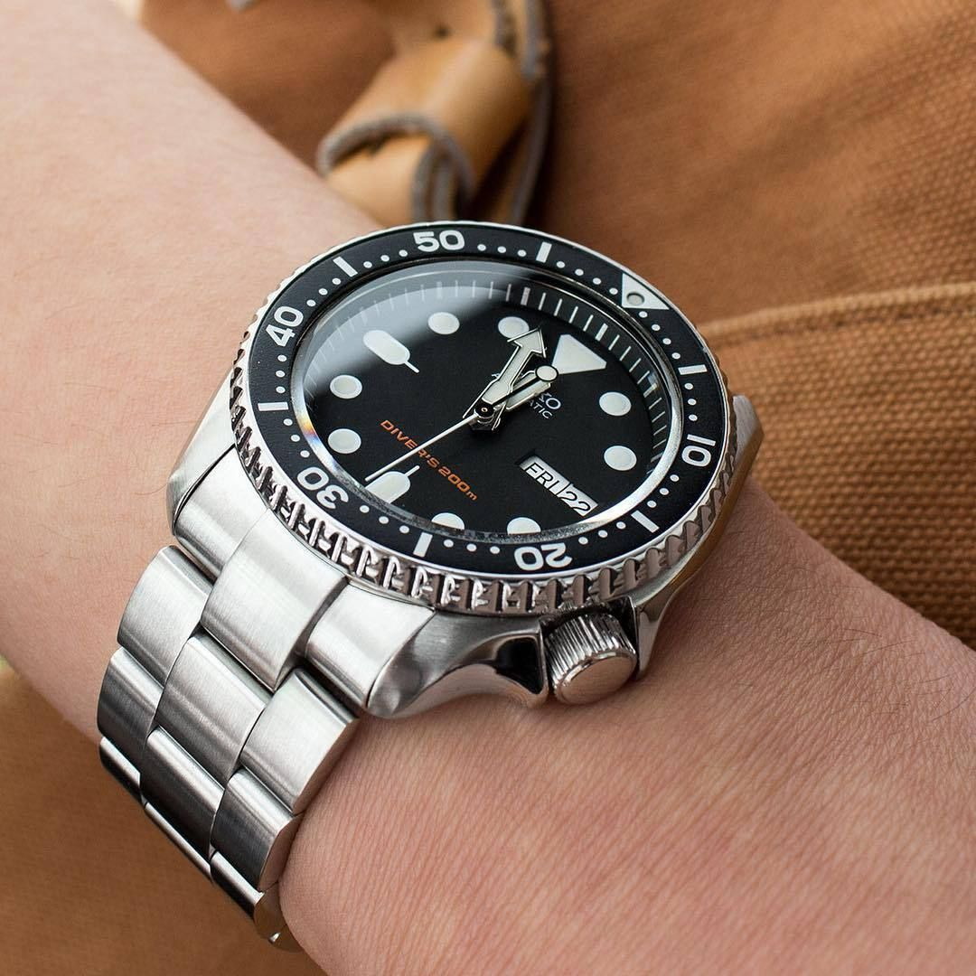 045a52dd61dd strapcode   Photo Seiko Skx
