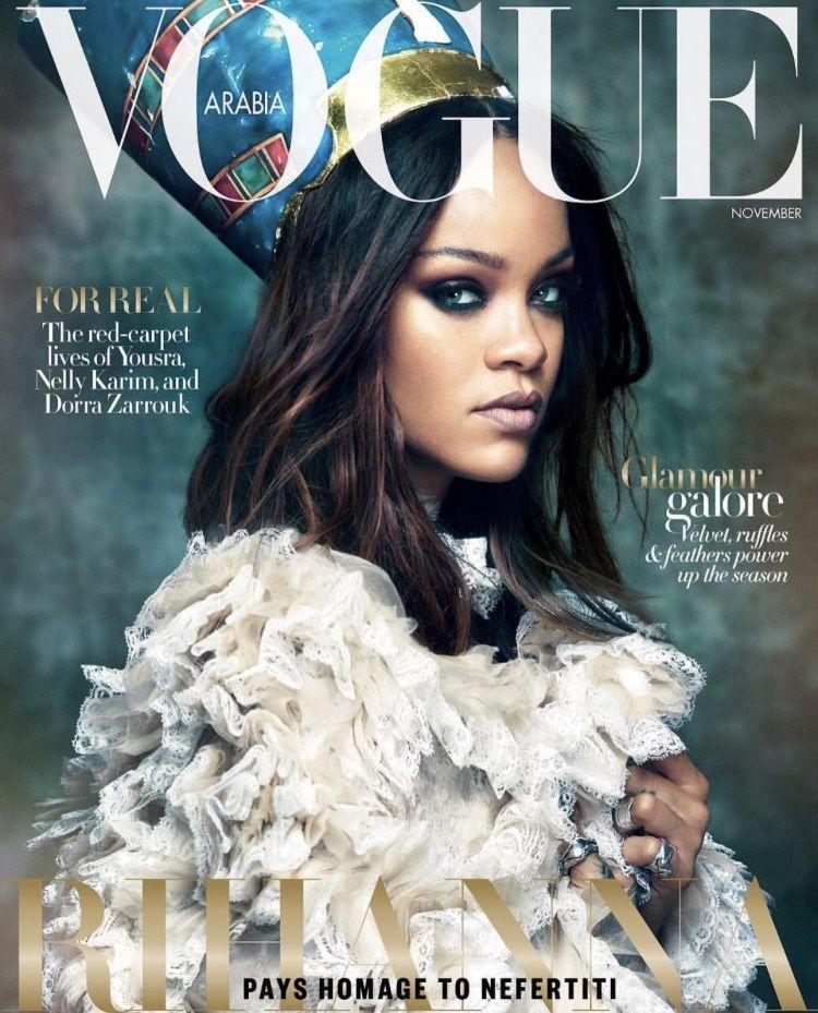 Onwijs Vogue cover with Rihanna | Rihanna vogue DD-87