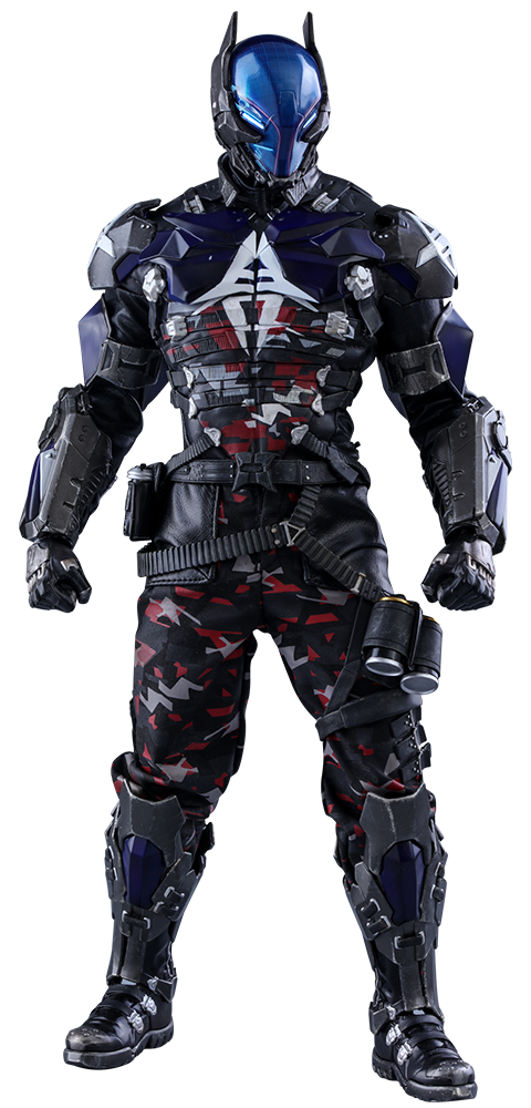 Hot Toys Arkham Knight Sixth Scale Figure Https Www Sideshowtoy Com Collectibles Dc Comics Arkha Batman Arkham Knight Batman Armor Arkham Knight Costume