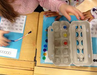TEMMELLYS - Toiminnallisuutta matematiikkaan: joulukuu 2012, kananmunakennot