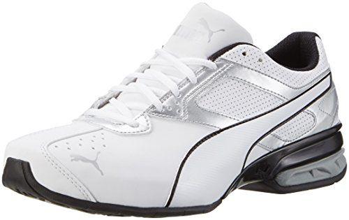 Tazon 6 FM, Chaussures de Running Compétition Homme, Blanc (White-Silver-Black), 43 EUPuma