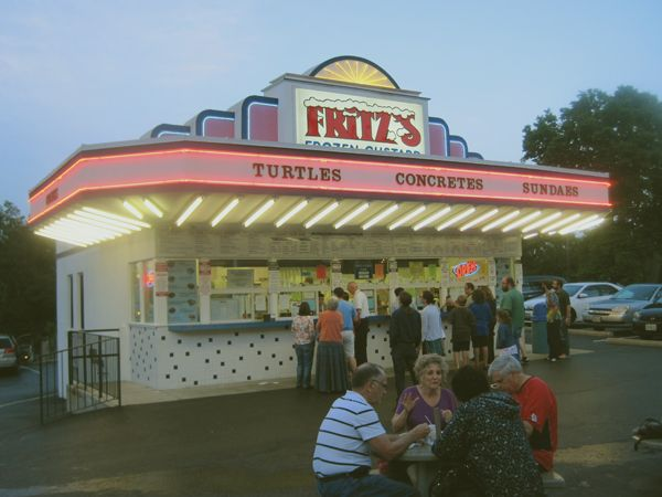 Fritz's - Meremac Station Rd. West STL County