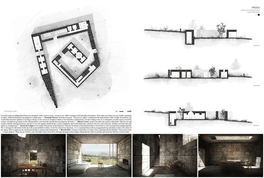 Http://www.e Architect.co.uk/images/jpgs/competitions/house For Ideas  Competition 0161013 C2 | Drawings | Pinterest | Drawings And  Architecture