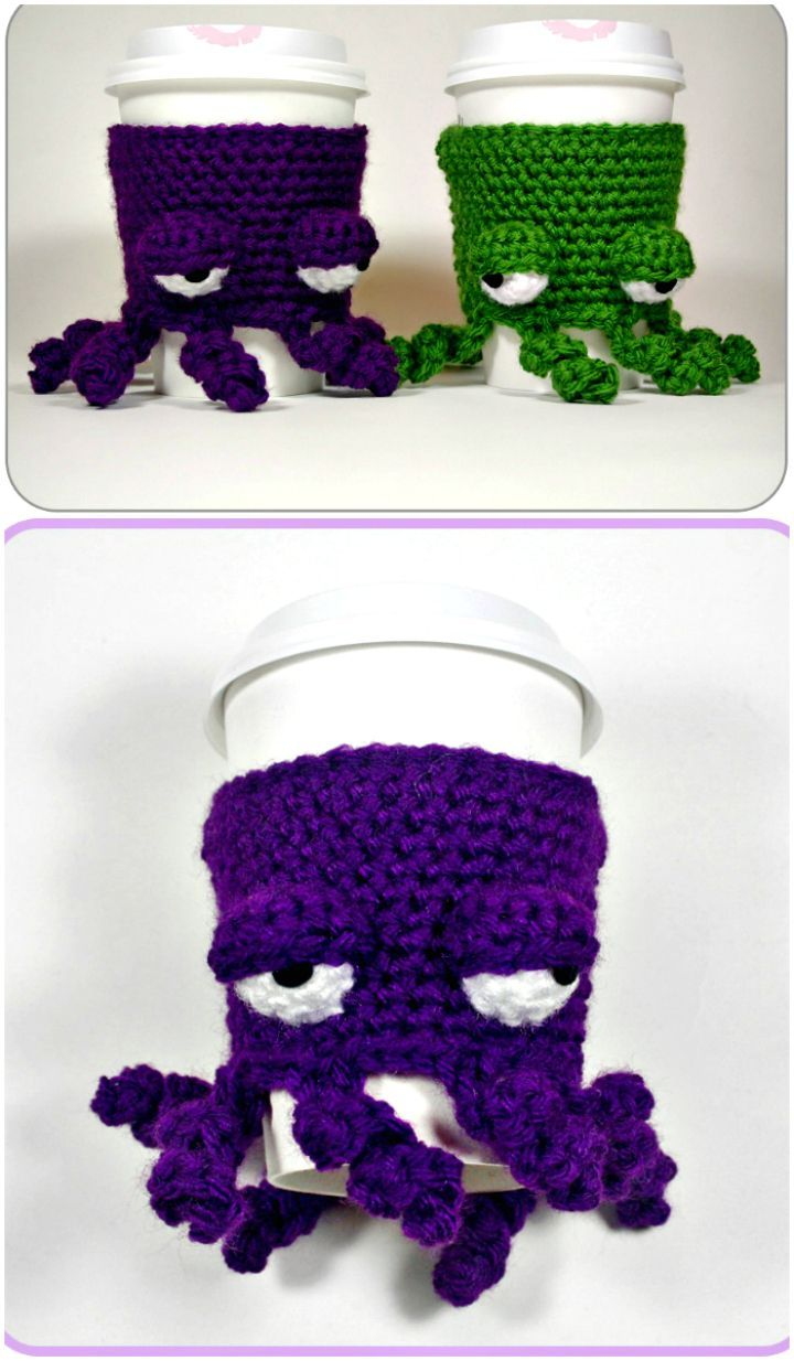 74 Free Crochet Cozy Patterns Just Waiting for You to Make | Crochet ...