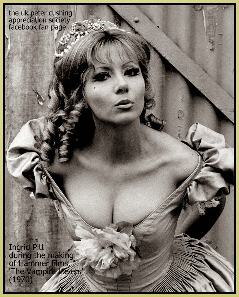 ingrid pitt cradle of filth