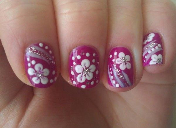 Manually download or save this free cool flower nail art designs manually download or save this free cool flower nail art designs prinsesfo Gallery