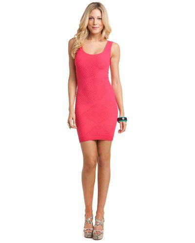 BCBG Generation Lollipop Knit Seamless Dress