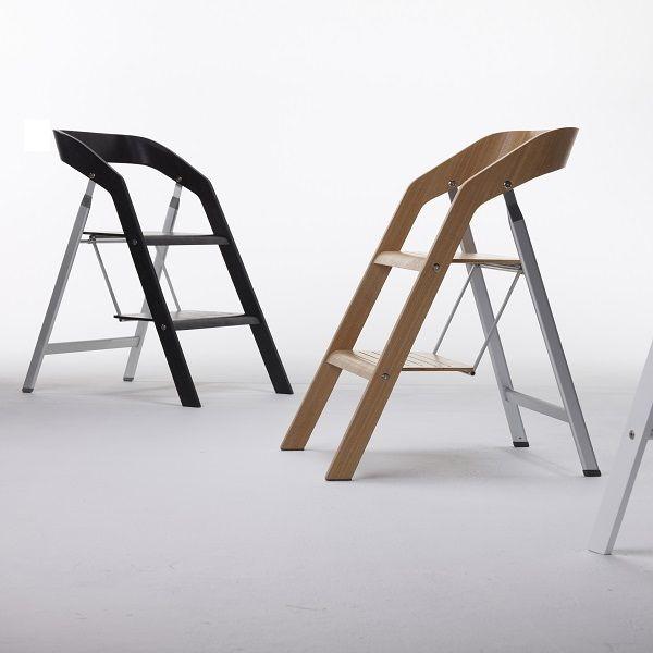 Usit Finally A Chair Safe To Climb Trittleiter & Stuhl