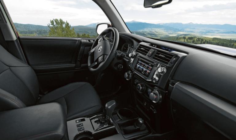 2020 Toyota 4runner Interior Toyota 4runner Toyota 4runner Interior 4runner
